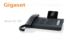 Gigaset IP toestel_model DE700 nw