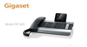Gigaset IP toestel_model DE900 nw